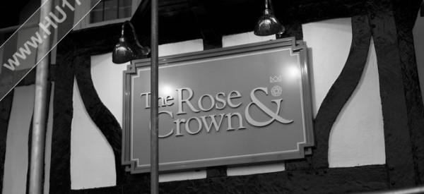 GALLERY : The Rose & Crown During The Refit