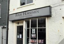 Four Horsemen Custom Tattooing, Beverley