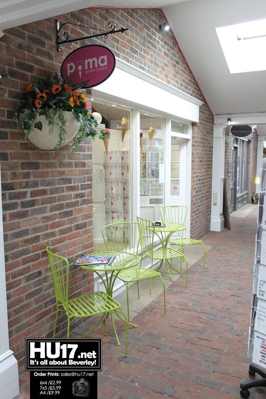 Poma Piccolo   North Bar Within Unit3, St Mary's Arcade, Beverley HU17 8DG