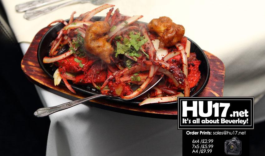 Maa Indian Restaurant 6 Ladygate, Beverley HU17 8BH | 01482 871537