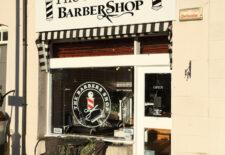 The Beverley Barber Shop